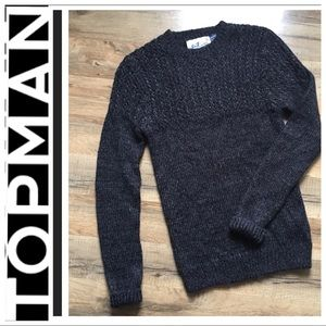 TOPMAN Wool-blend Sweater Excellent Condition